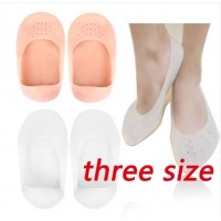 Foot Crack Prevention Moisturize Dead Skin Removal Sock With Hole