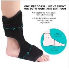 Adjustable Foot Orthoses Splint For Men and Women Heel